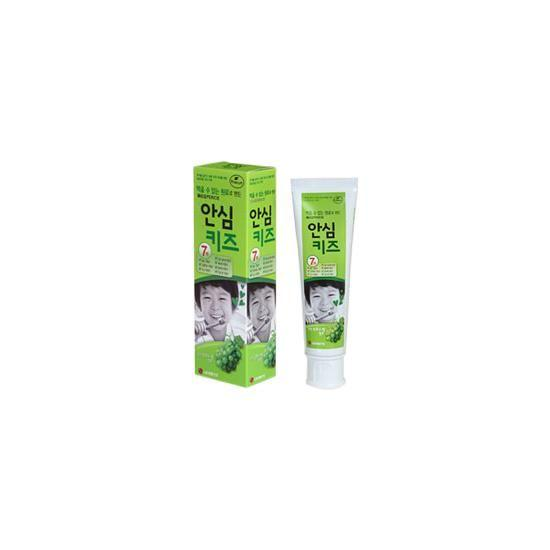 Babience Toothpaste Green Grape