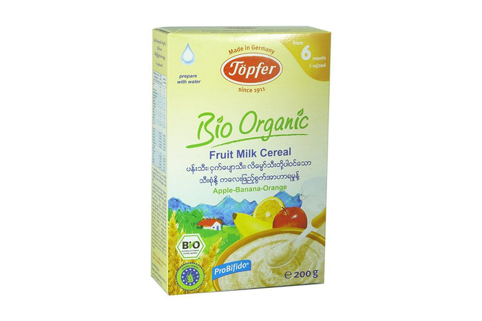 Fruit Milk Cereal (Bio Organic)
