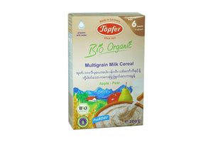 Baby Food - Multigran Milk Cereal (Bio Organic)