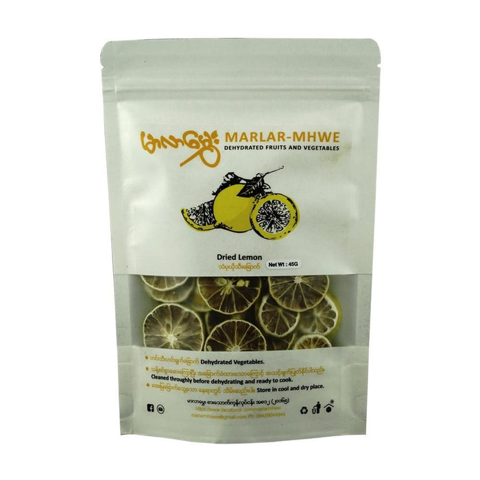 Marlar-Mhwe Dried Lemon