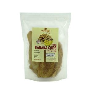 Food - Marlar-Mhwe Fried Banana Chips