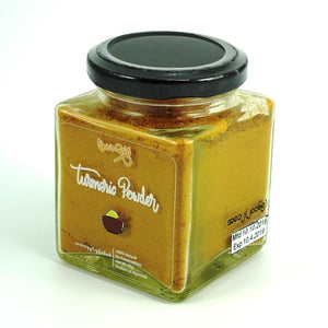 Food - Marlar-Mhwe Turmeric Powder