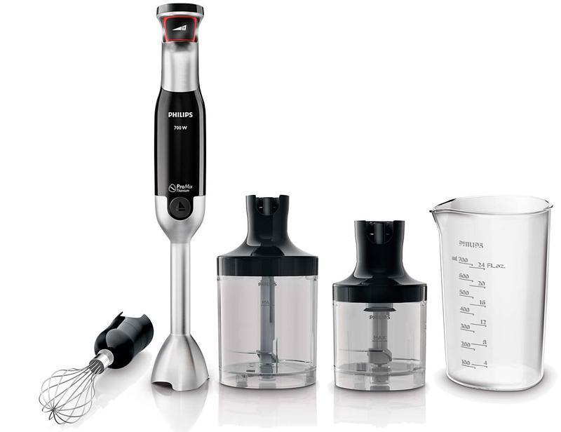 Kitchen Machine - Philips HR 1673/90 (Hand Blender)