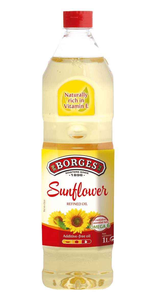Borges Sunflower Oil