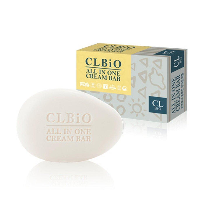 CLBIO All In One Cream Bar Soap (100 g)