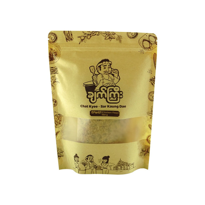Chat Kyee - Chicken Floss 160g