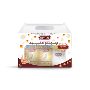 Revital Ginseng Plus Hamper Box