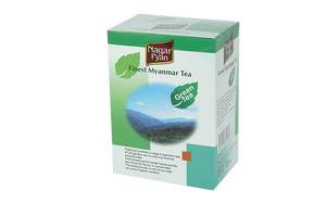 Tea - Nagar Pyan Finest Myanmar Green Tea (200 G)