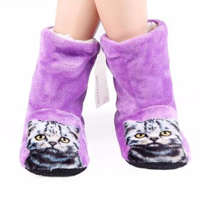 Fetch Me My Cat Slippers