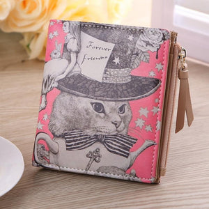 Magic Cat Mini-Wallet