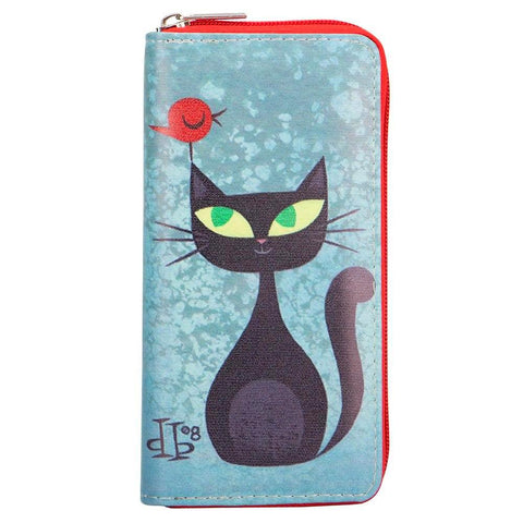 Kuro My Kurrency Blackcat Wallet
