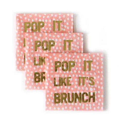 pop it like its brunch napkins best sellers