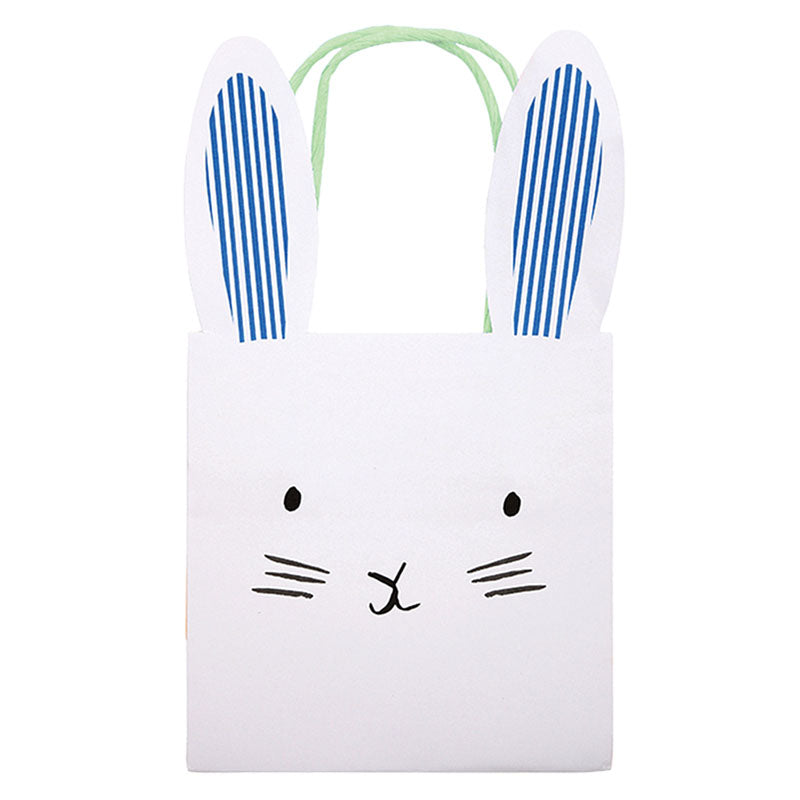 Blue Easter Treat Bags