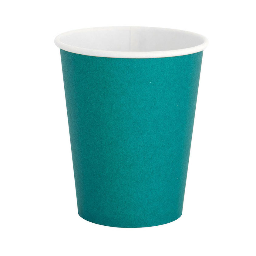 forest green cups for parties