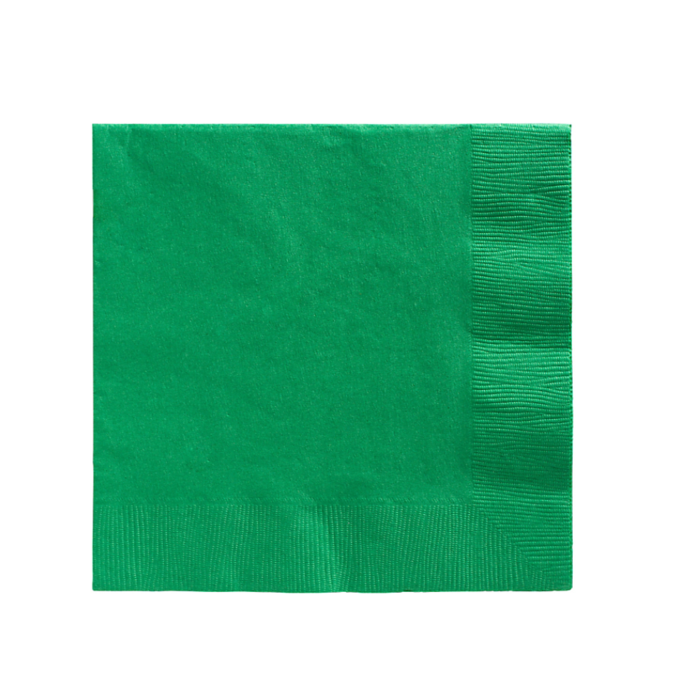 Green Party napkins