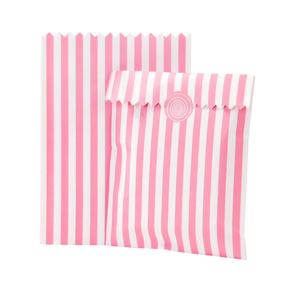 Pink Treat Bags - Witty Bash