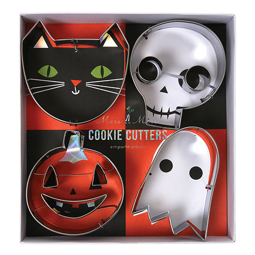 Halloween Cookie Cutters - Witty Bash