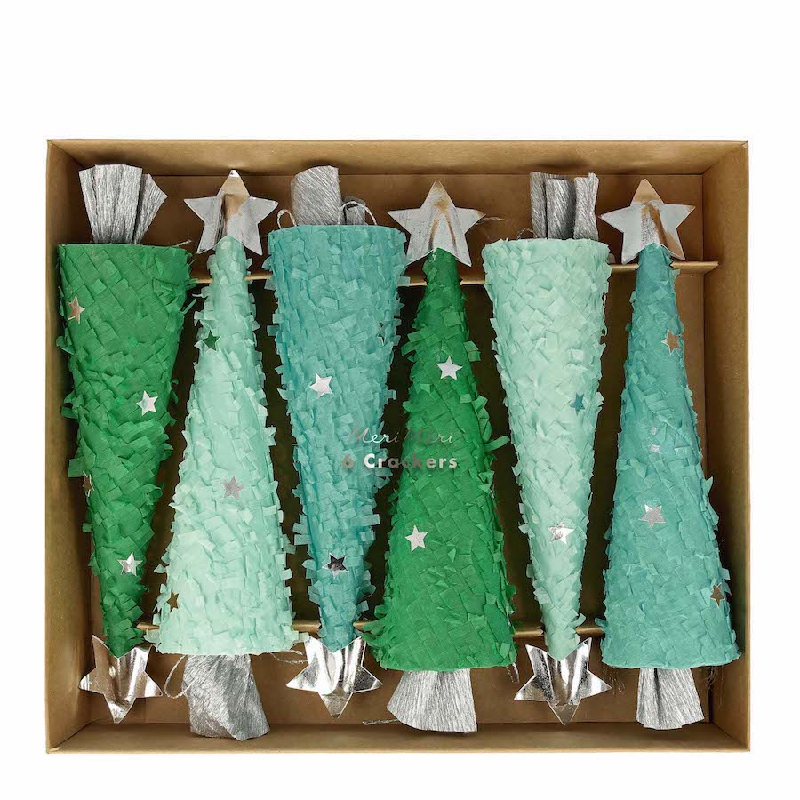 Christmas Tree Crackers