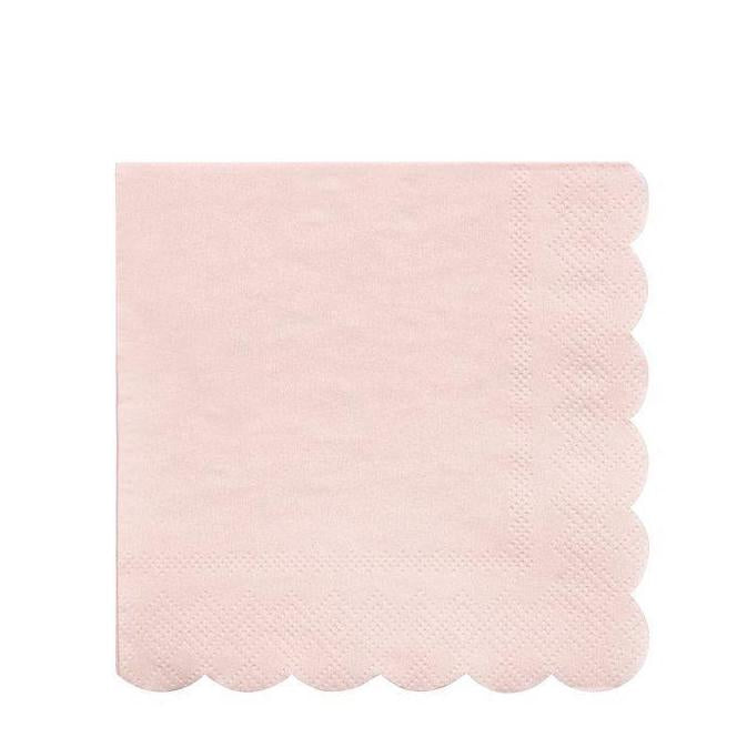 dusty pink napkins