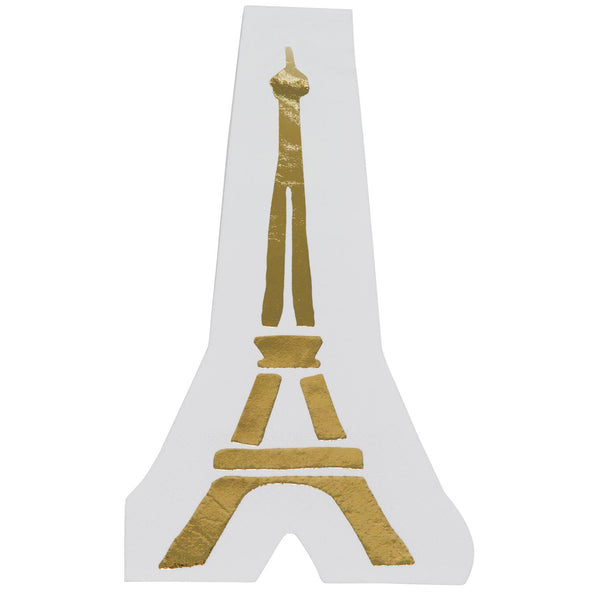 Eiffel Tower Party Napkins