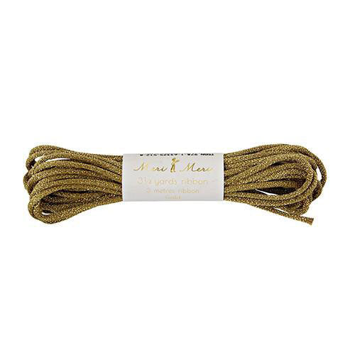 gold cord for personalized banners