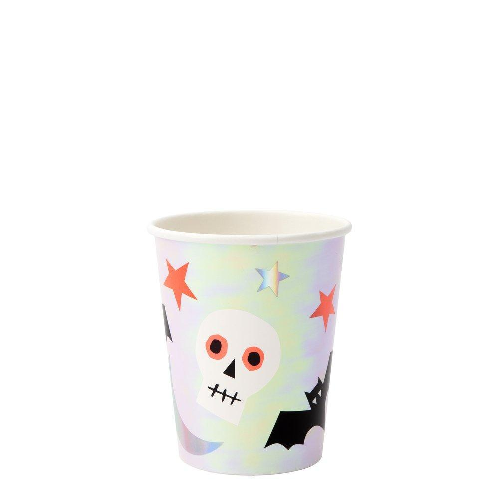 spooky Halloween cups for parties