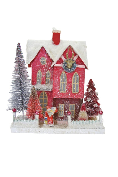 Merry Mansionette collectible