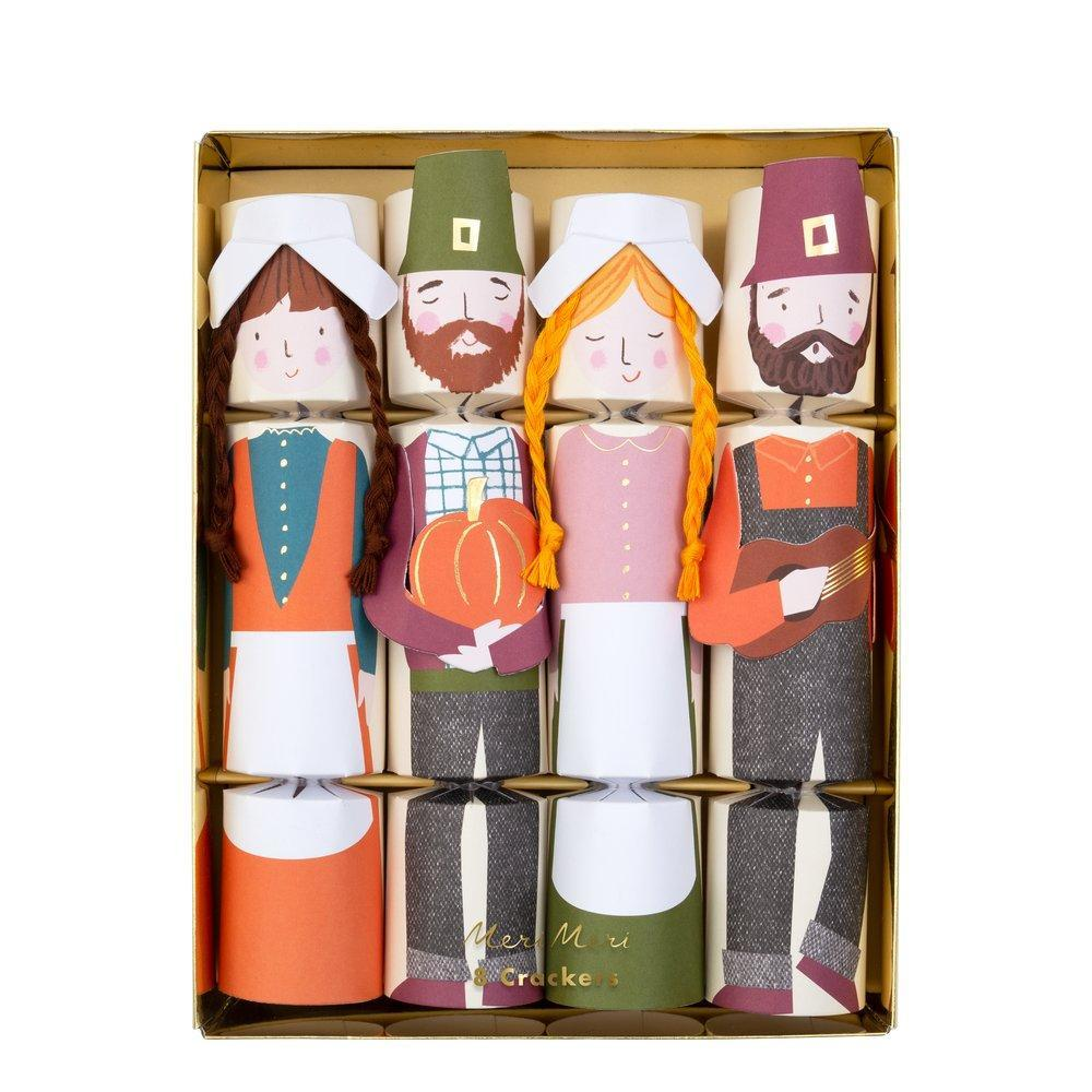 pack of pilgrim party crackers