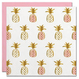 slant pineapple napkins