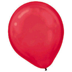 Red Latex Balloons