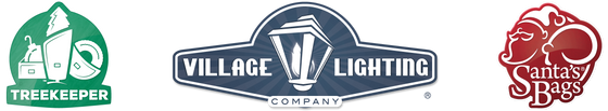 Village Lighting | Treekeeper | Santas Bags - Replacement Parts Logo