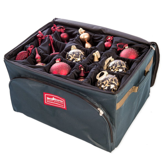 Ornament Storage_Adjustable Tray OrnamentKeeper䋢  |  Christmas World