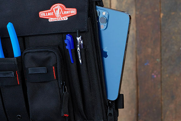 pocket with cell phone