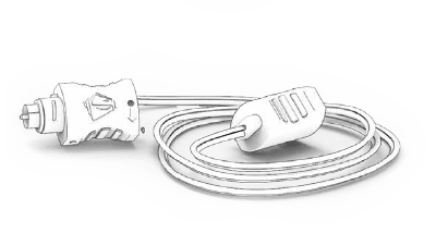 Pro Plug extension cord by Village Lighting Company