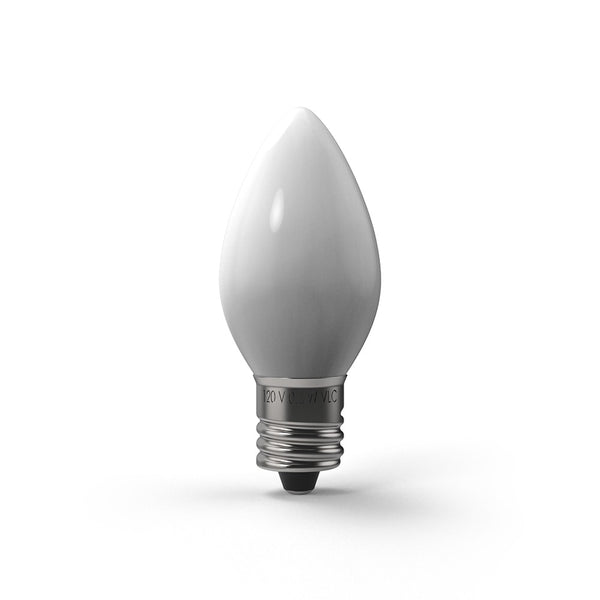 C7 Ceramic Incandescent - Village Lighting Company