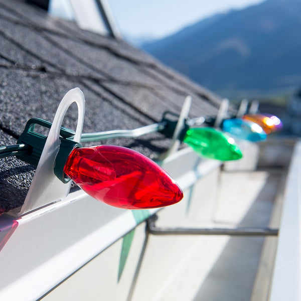 Shingle Tab Light Clips - Village Lighting Company
