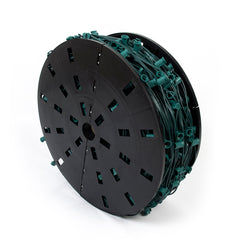C7 (E12 Base) Bulk Wire Spool - Village Lighting Company