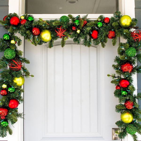 Slim Single Door Garland Hanger