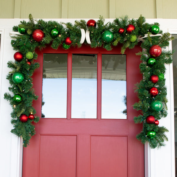 Single Door Garland Hanger