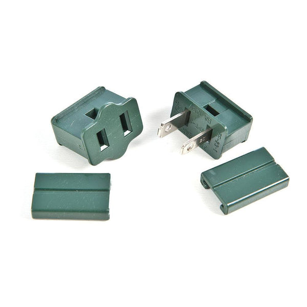 Male Quick Plug Adapter SPT-2 - Village Lighting Company