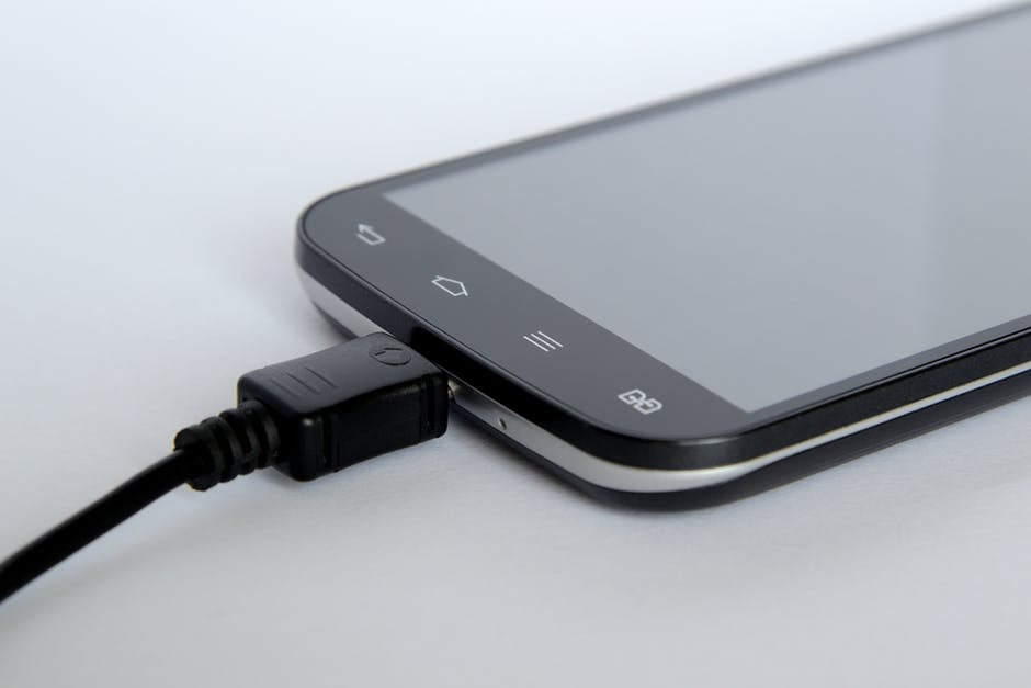 Don't Get Hacked - Charge Your Phone with a Portable Charger