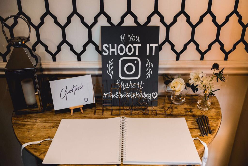 If you Shoot it Share It # | Small | Chalkboard | Foliage