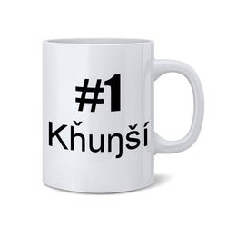 #1 Kȟuŋší Coffee Mug (2 sizes)