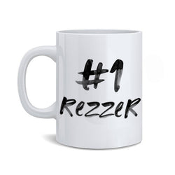 #1 Rezzer Coffee Mug