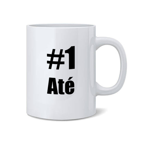 #1 Até Coffee Mug (2 sizes)