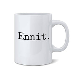"""Ennit"" Coffee Mug"