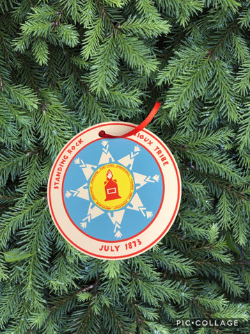 Standing Rock Ornament