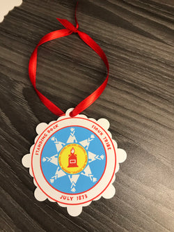 Standing Rock Snowflake Ornament