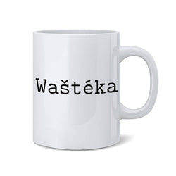 """Waštéka"" Coffee Mug"