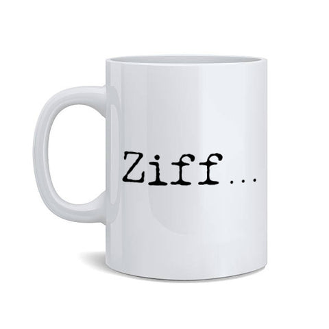 Ziff Coffee Mug